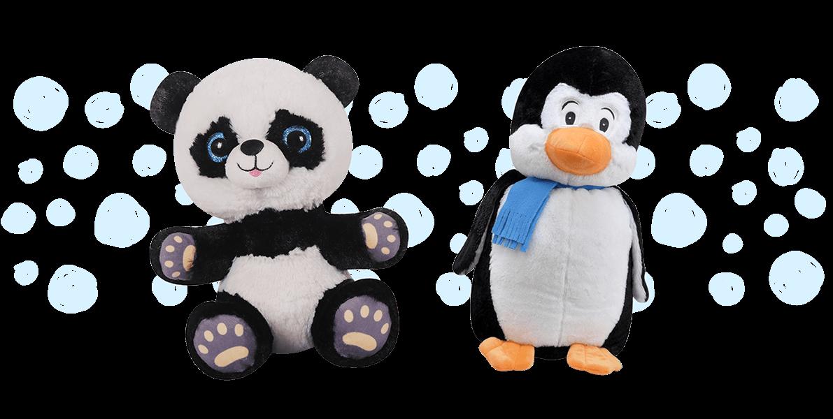 Panda, Penguen