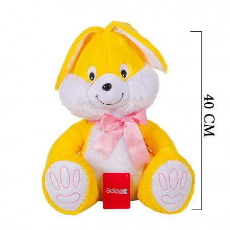 Tavşan 40 cm Sarı