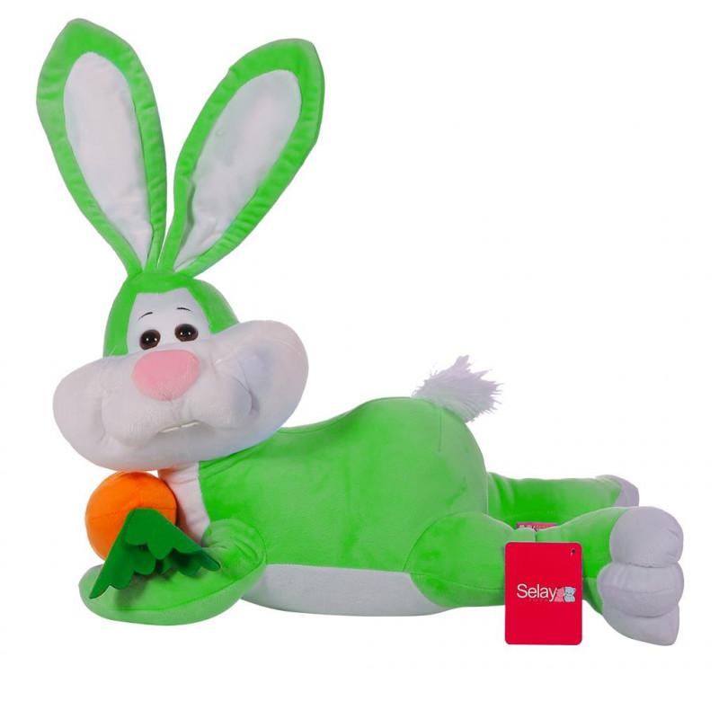 Yatan Tavşan 55 cm Yeşil 1270