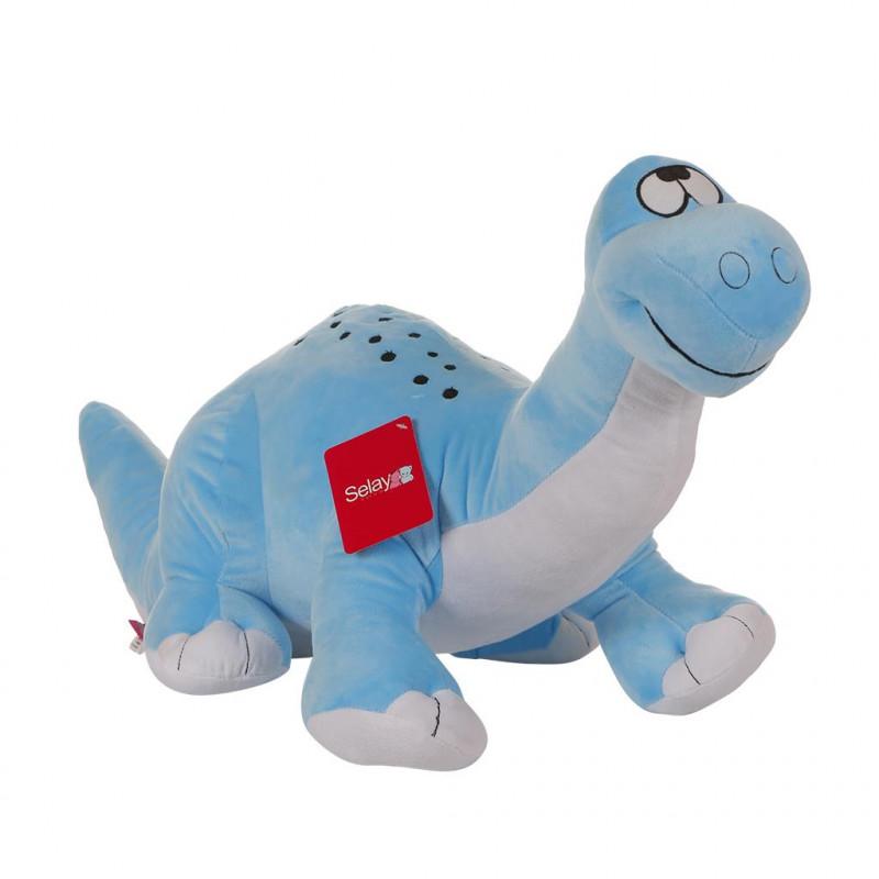 Brachıosaurus 50 cm Mavi