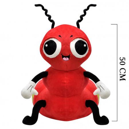 Arı Minder 50 cm Kırmızı