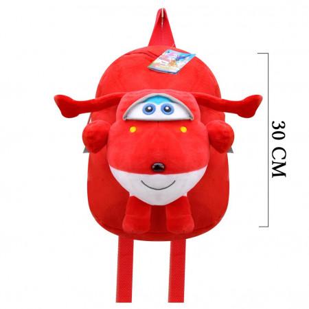 Harika Kanatlar Kırmızı Jett Çanta 30 cm