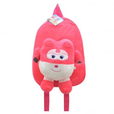 Harika Kanatlar Dizzy Fuşya Çanta 30 cm