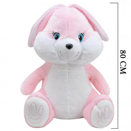 Tavşan 80 cm Pembe
