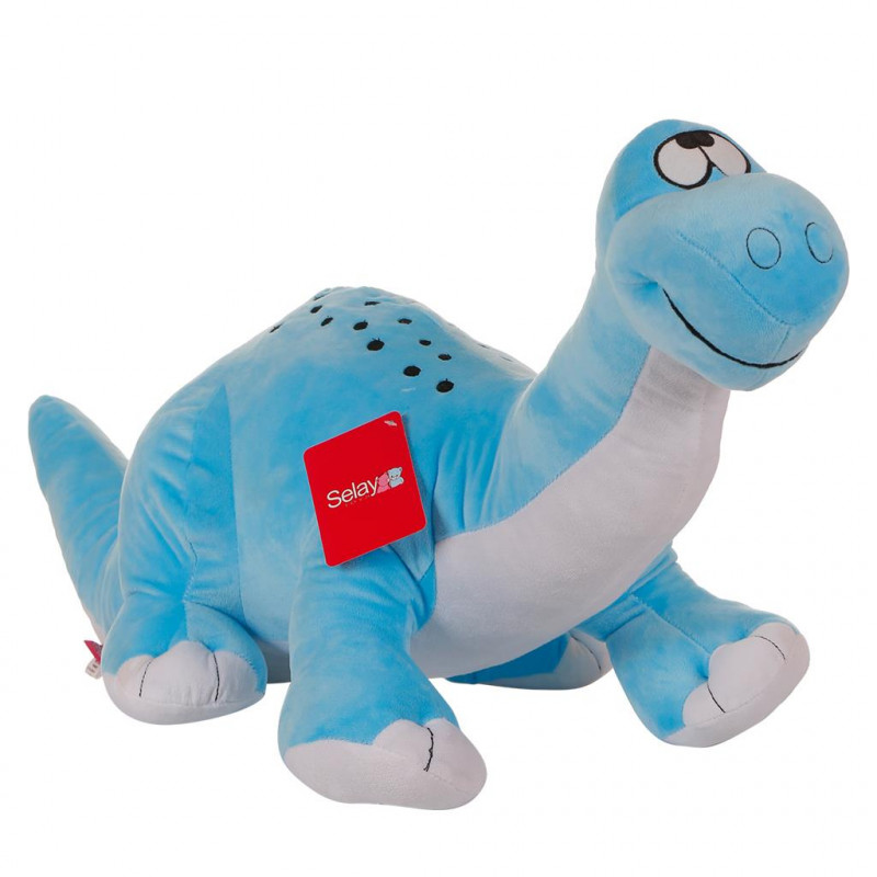 Brachiosaurus 100 cm Mavi