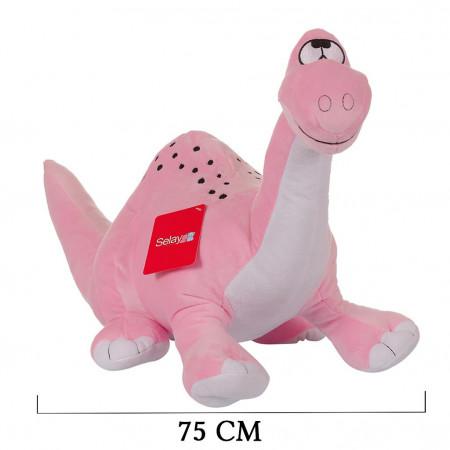 Brachiosaurus 75 cm Pembe