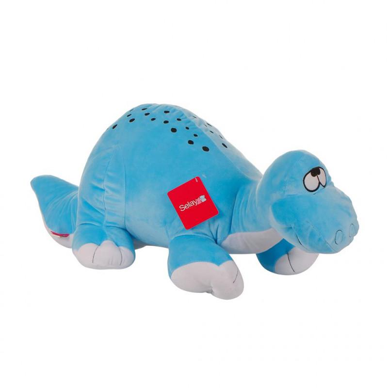 Diplodocus 65 cm Mavi
