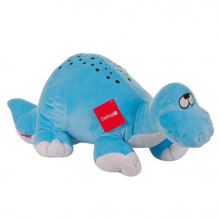 Diplodocus 90 cm Mavi