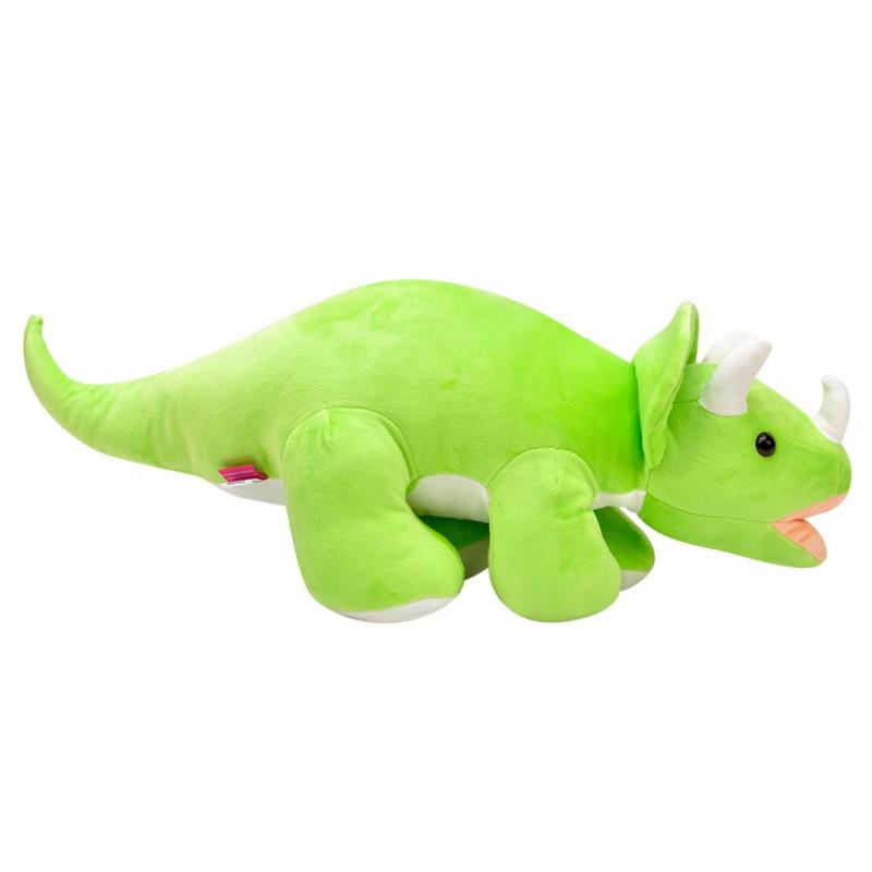 Triceratops 75 cm Yeşil