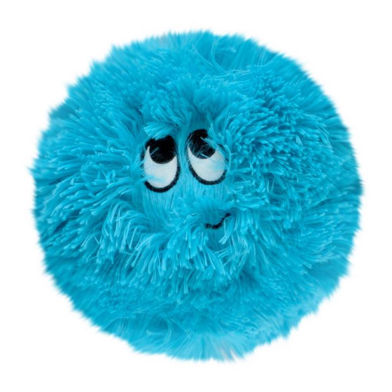 Flausy Puf Yastık 25 cm Mavi
