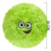 Flausy Puf Yastık 35 cm Yeşil