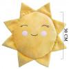Güneş Figürlü Yastık 30 cm