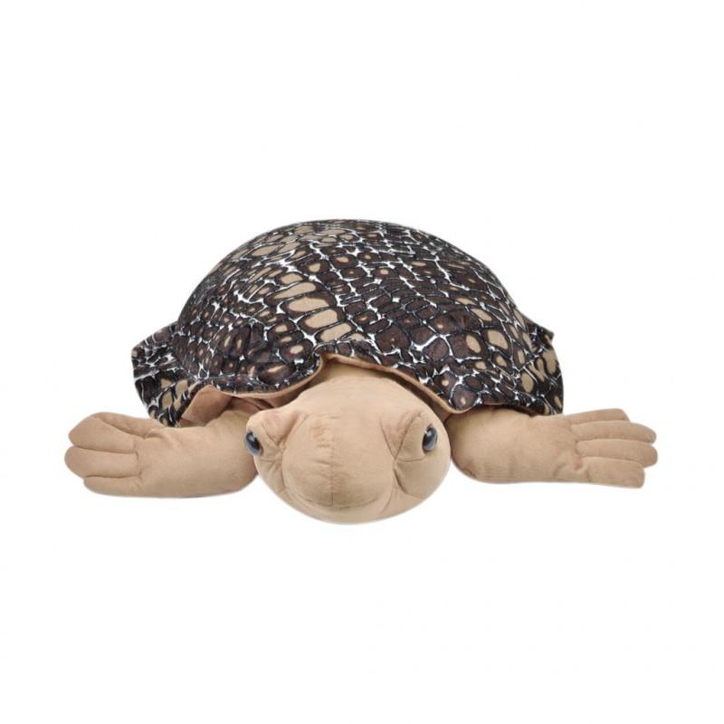 Kaplumbağa Caretta 50 cm Kahverengi