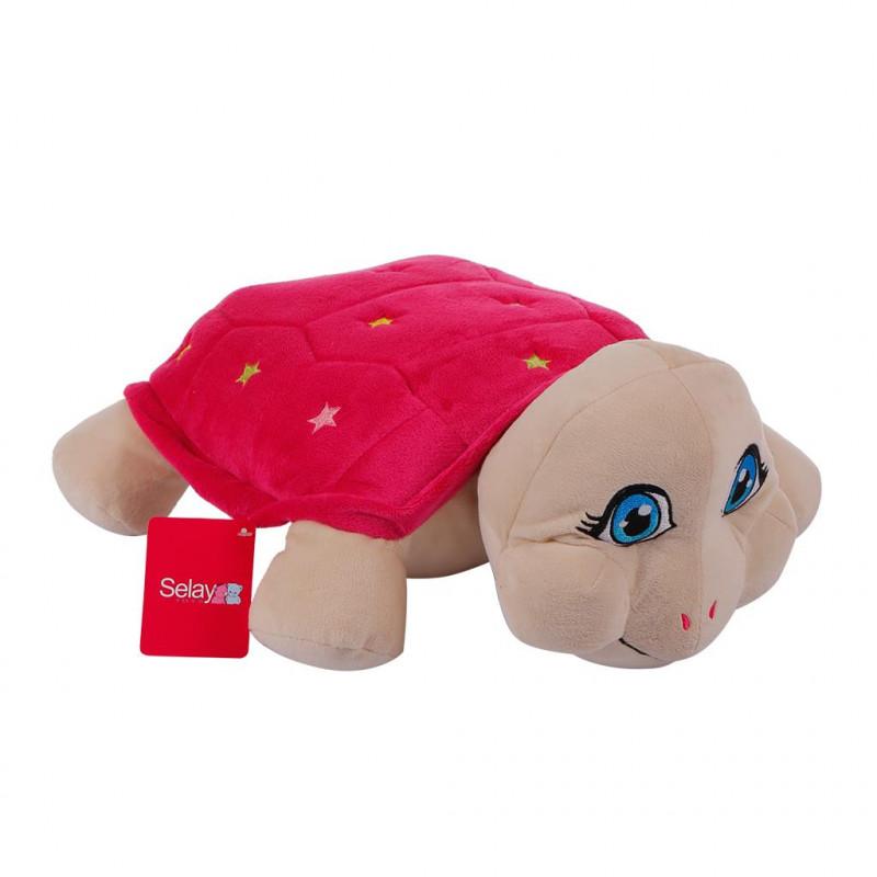 Kaplumbağa Caretta 50 cm Pembe