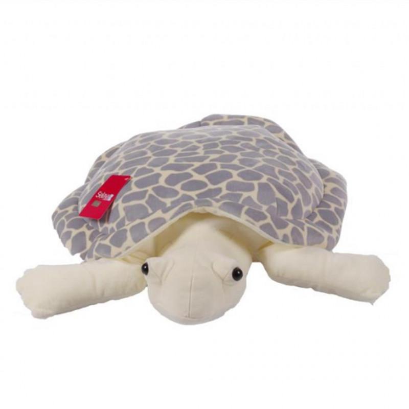 Kaplumbağa Caretta 75 cm Gri