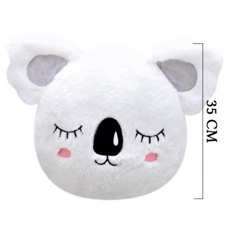 Koala Figürlü Yastık 35 cm