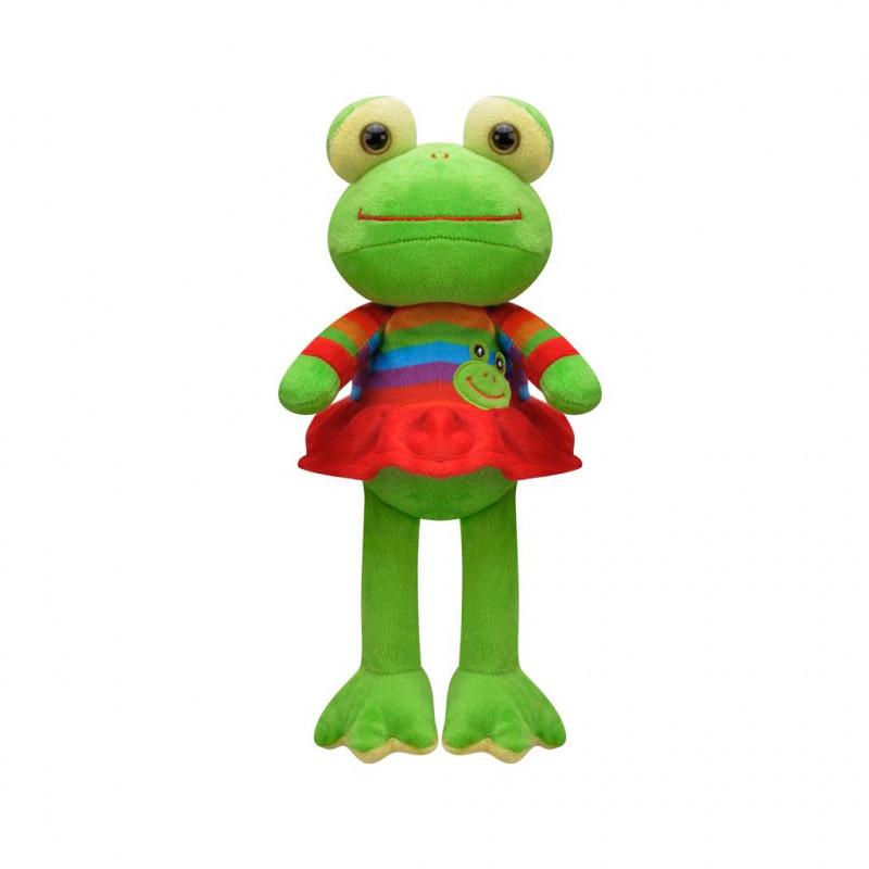 Elbiseli Kurbağa 23 cm