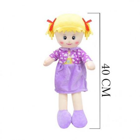 Oya Bebek 40 cm Lila