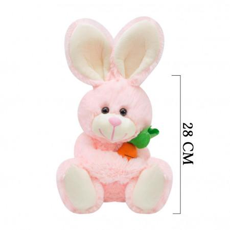 Tavşan 28 cm Pembe