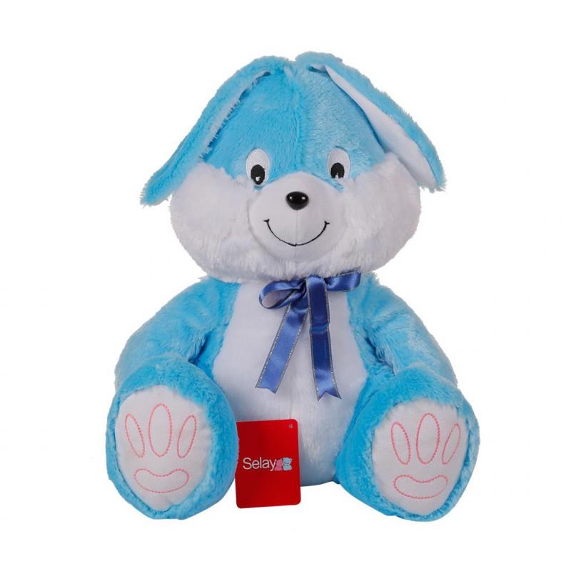 Tavşan 40 cm Mavi