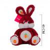Tavşan 45 cm Kırmızı