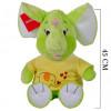 Tişörtlü Fil 45 cm Yeşil
